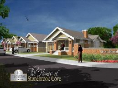 The Homes of Stonebrook Cove