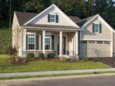 Luxury homes in 55+ active adult communities in PA