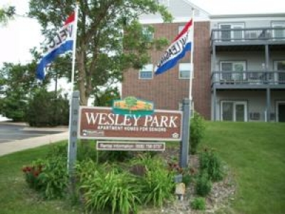 Wesley Park Avenue Apartments-Janesville Wisconsin