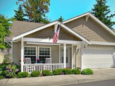 The Cottages at Peach Creek - 55+ Condos Community - University Place WA