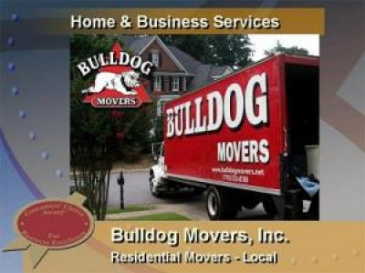 Bulldog Movers, Inc - Atlanta GA